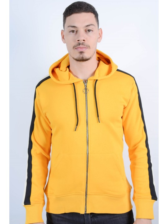 SWEAT ZIP UP HOOD BRH01